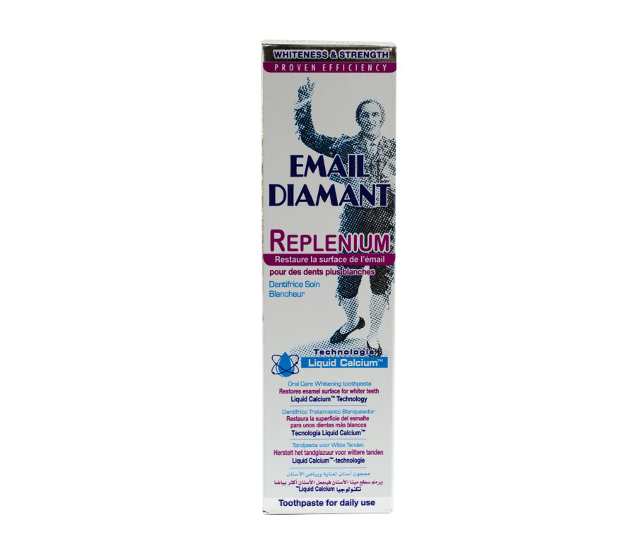 Dentifrice Replenium Email Diamant